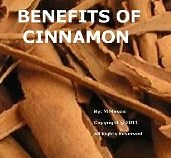 benefits of cinnamon kindle book